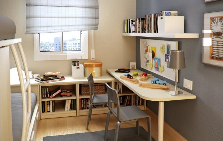 Consejos para organizar tu mesa de estudio blog de - Mesa de estudio infantil ...
