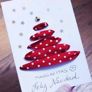 Tarjetas De Felicitacion Para Ano Nuevo Para Tus Actividades De - Ideas-para-tarjetas-de-navidad