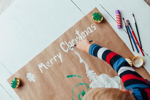 Ideas para manualidades navideñas (II)