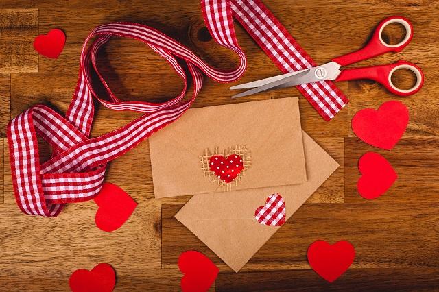 Manualidades Para Ninos Tarjetas De San Valentin Blog De