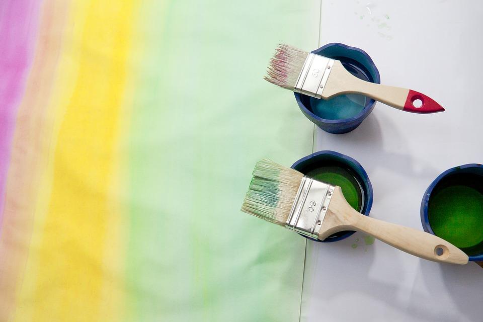 Pintar con acuarela de forma sencilla