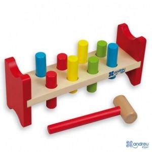 Juego para bebes a partir de 1 año Pica Colores Ambitoys