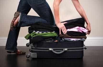 Qué meter en mi maleta
