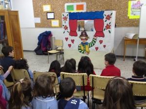 Juegos de marionetas para niños