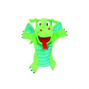 Marioneta de mano Dragon a partir de 3 años Fiesta Crafts
