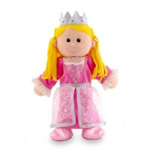 Marioneta de mano Princesa a partir de 3 años Fiesta Crafts