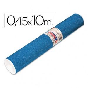 Aironfix Rollo Adhesivo 45cm x 20mt Especial Ante Azul 100 MC