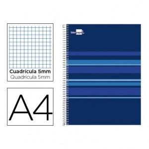 Bloc Din A4 espiral Microperforado serie Classic marca Liderpapel 5mm