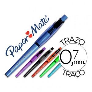 Bolígrafo marca Paper mate replay max fantasia colores surtidos