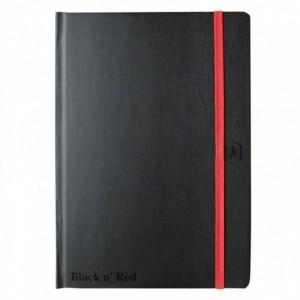 Cuaderno Agenda Oxford Tapa Extradura Semana Pagina color Negro