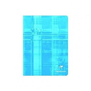 Libreta Clairefontaine Tapa de Carton Plastificada 48 hojas DIN A4 Colores Surtidos