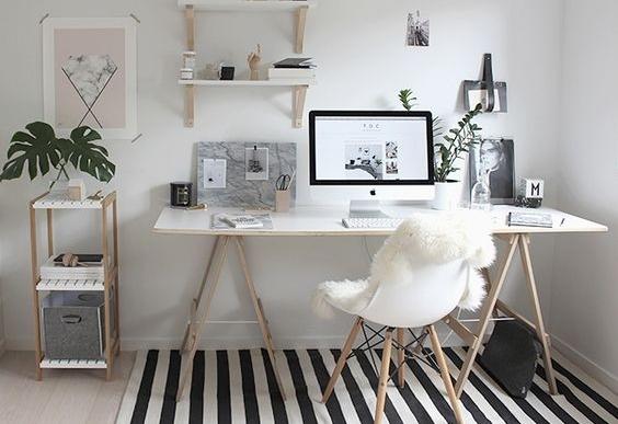 Consigue el escritorio perfecto