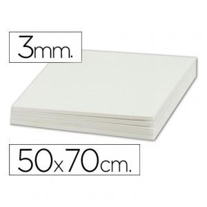 Carton pluma Liderpapel 50 x 70 cm espesor 3 mm