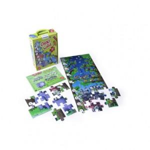 Puzzle de animales a partir de 3 años 40 piezas Miniland