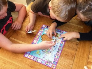 Beneficios de los puzzles en la infancia