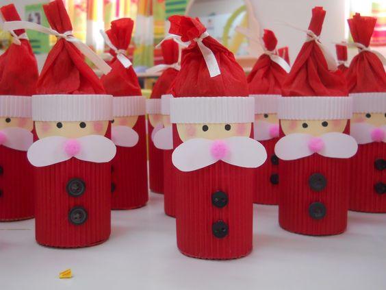 C mo hacer manualidades de adornos navide os material - Como realizar adornos navidenos ...