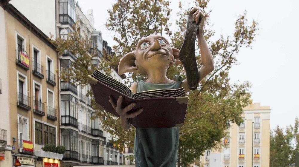 Harry Potter te espera en Madrid