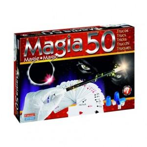 Juego de mesa Magia 50 trucos Falomir