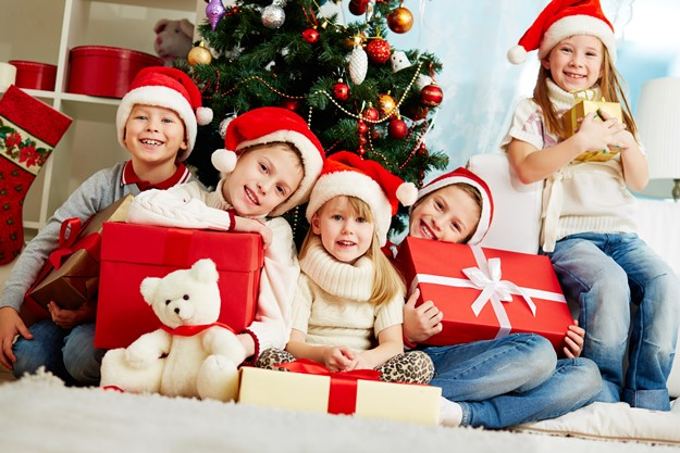 Cómo pasar una Navidad temática con tu familia