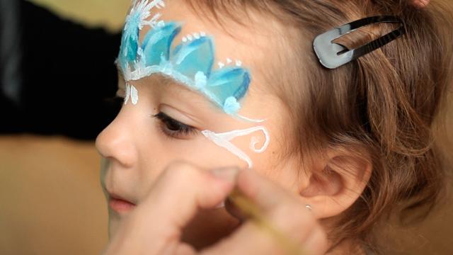 Maquillaje y pinturas de cara Carnaval