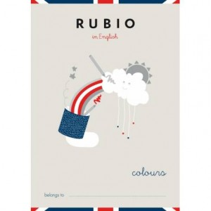 Cuaderno Rubio in English Colours