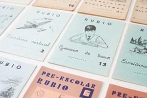 Cuadernos de vacaciones Rubio para repasar