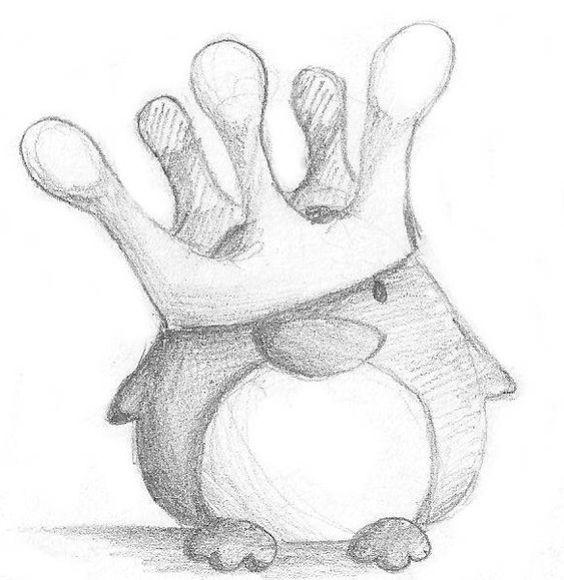 Dibujos A Lápiz Fáciles De Hacer Material Escolar Blog