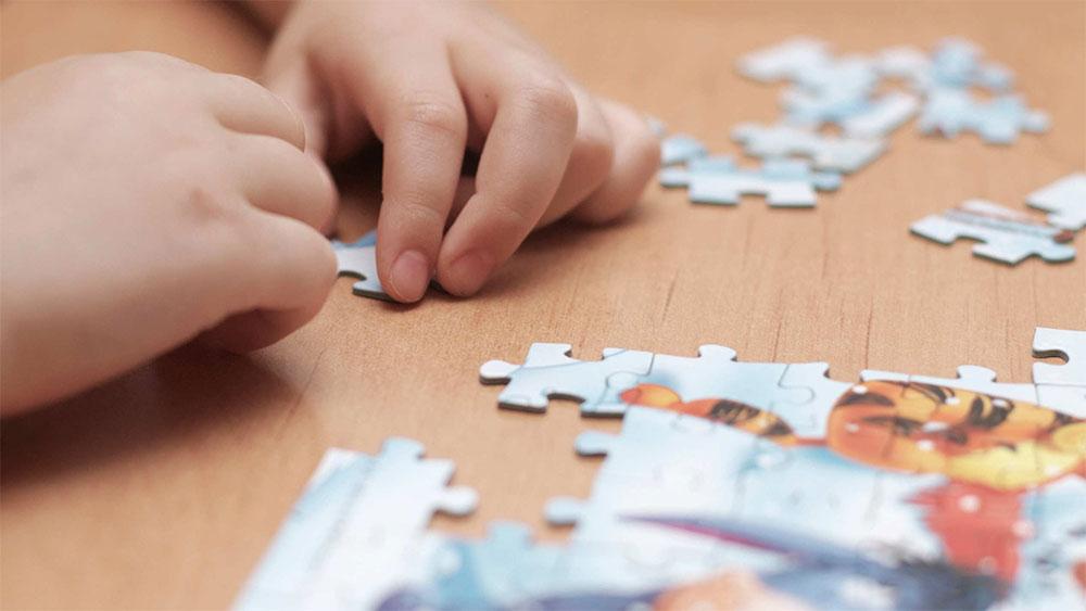 Puzzles para divertirse en verano