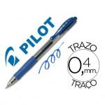 Boligrafo Pilot G-2 Azul 0,4 mm