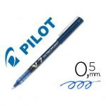 Rotulador Pilot V-7 Trazo 0,5 mm Azul