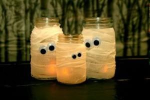 Manualidades Halloween para ambientar la casa