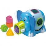 Juego para bebés a partir de 1 año Elefantino Miniland