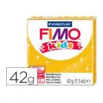 Pasta para Modelar Staedtler Fimo Kids 42gr Color Oro Purpurina