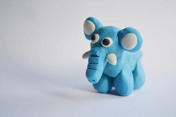 Cómo crear animales de plastilina