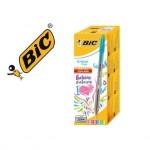 Boligrafo Bic Cristal Fun 1,6 mm Colores Surtidos Caja de 20 unidades