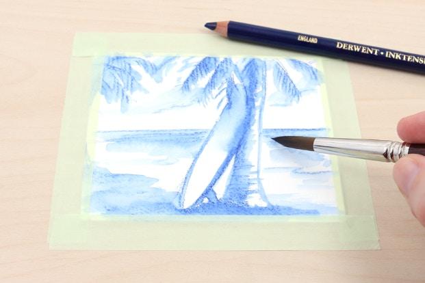 Los mejores lápices acuarelables para principiantes
