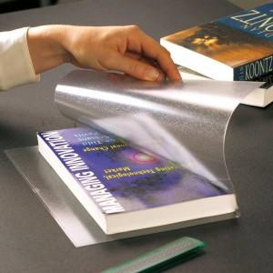 Cómo forrar los libros fácilmente con Aironfix