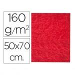 Fieltro Liderpapel 50x70cm color rojo