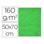Fieltro Liderpapel 50x70cm color verde