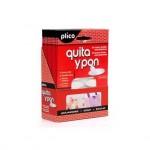 Velcro autoadhesivo redondo marca Plico quita y pon