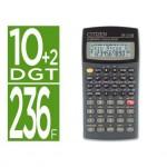Calculadora Cientifica Citizen Modelo SR-270N 12 dígitos