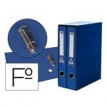 Modulo de 2 archivadores Liderpapel Documenta azul