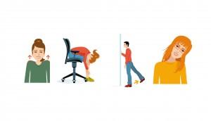 Claves para escoger sillas ergonómicas para estudiar