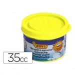 Tempera Jovi color amarillo 35 cc
