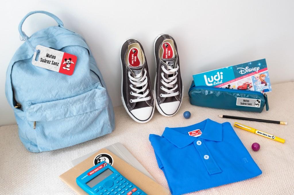 3 ideas para marcar la ropa y material escolar de los niños
