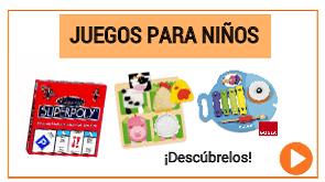 seccion Juegos para niños