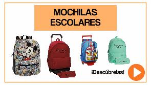seccion mochilas escolares